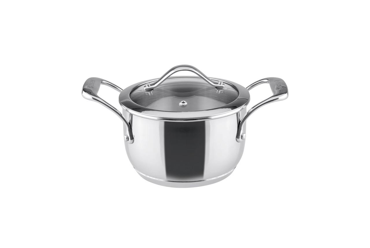 Кастрюля Vinzer Chef 89071 (16см, 1.8л)