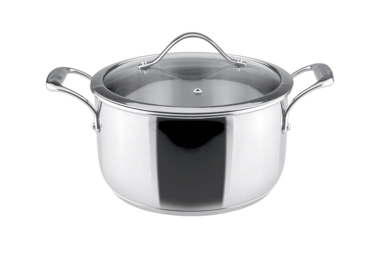 Кастрюля Vinzer Chef 89074 (24см, 5.8л)