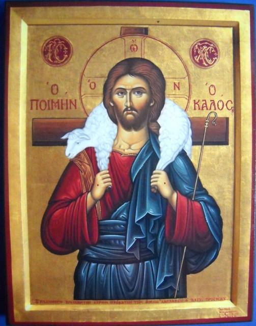 Иконы Спасителя