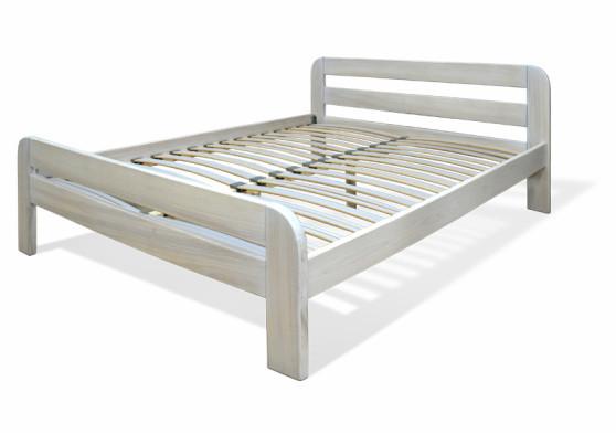 Деревянная кровать Алена (ясень)