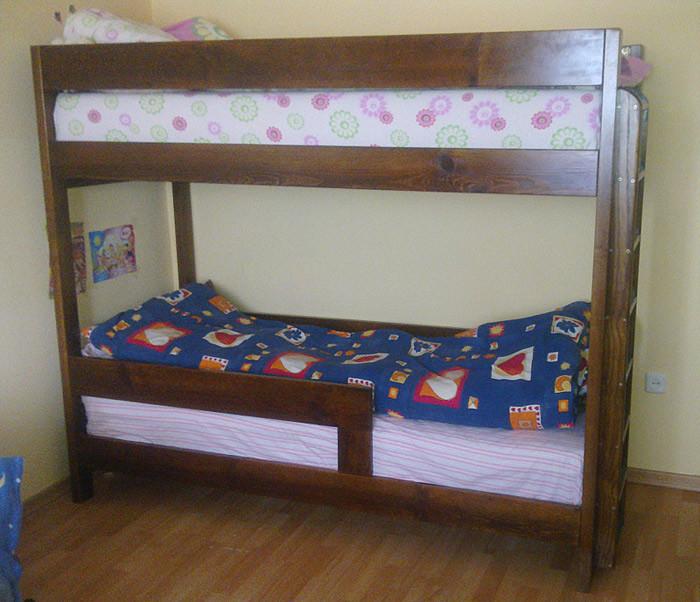 Двухъярусная кровать Каскад-2
