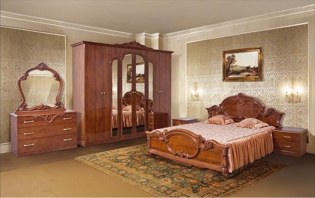 Спальня СМ Империя (кальвадос)