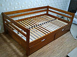 Деревянная кровать-тахта Карина, фото 5