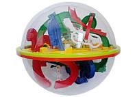 🔝 Головоломка 3D Шар-лабиринт Magical Intellect Ball 927A, 118 шагов, с доставкой по Киеву и Украине | 🎁%🚚
