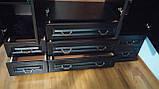 Дерев'яна шафа Мілена 4Д з ящиками, фото 7