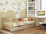 Дерев'яне ліжко Нота, фото 4