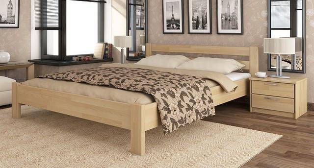 Деревянная кровать Рената, фото 1
