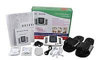 Електронний масажер JR-309, електро міостимулятор для всього тіла, з доставкою по Києву та Україні, фото 1