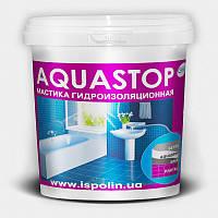 Мастика гидроизоляционная Aquastop Ispolin 1кг