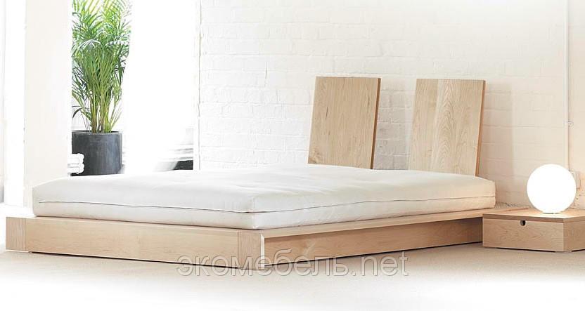 Деревянная кровать Аризона