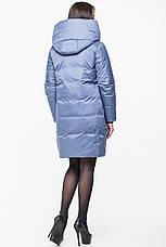 Куртка женская Kattaleya KTL-123 голубого цвета (#595), фото 3