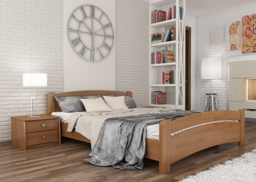 Деревянная кровать Венеция Плюс