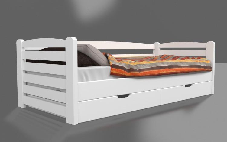 Деревянная кровать тахта Мини