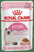 Консервы для котят Royal Canin Kitten Instinctive в соусе для котят до 12 месяцев 85 г
