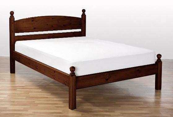 Деревянная кровать Белсайз