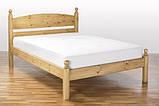Деревянная кровать Белсайз, фото 2
