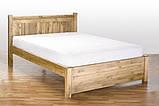 Деревянная кровать Бритон, фото 4