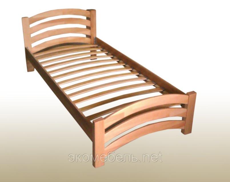 Деревянная кровать Мини люкс