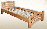 Деревянная кровать Мини люкс, фото 2