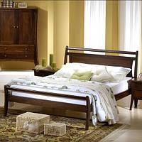 Деревянная кровать Копенгаген, фото 1