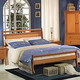 Деревянная кровать Копенгаген, фото 3