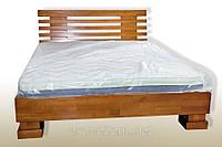 Деревянная кровать Кемпас