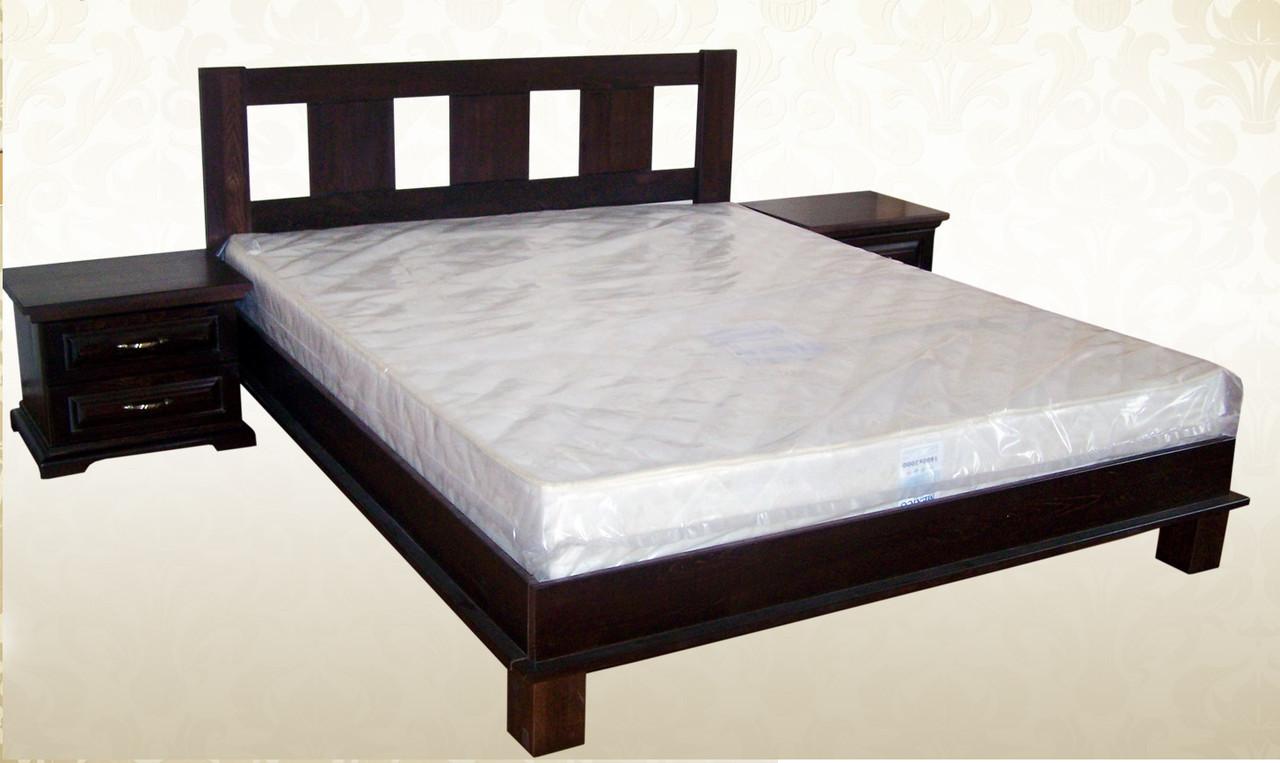 Деревянная кровать Кемпас Алексия