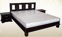 Деревянная кровать Кемпас Алексия, фото 1