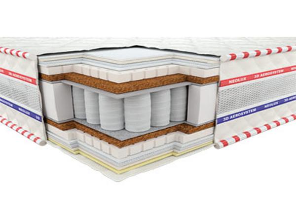 Матрац NEOLUX Імперіал 3D латекс-кокос