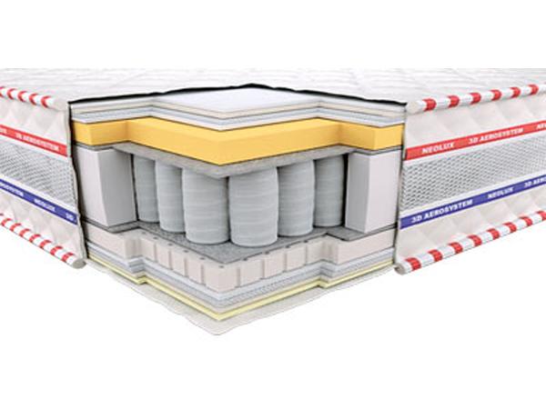 Матрац NEOLUX Імперіал 3D меморі-латекс