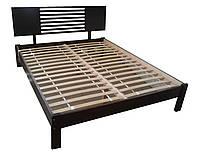 Деревянная кровать Небраска