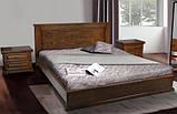 Деревянная кровать Кемпас Эллит, фото 7