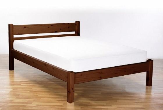 Деревянная кровать Стандарт