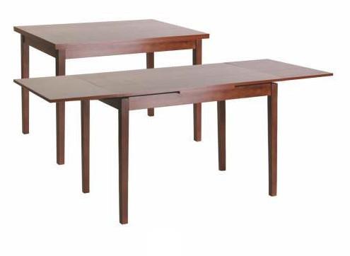 Стол М-мебель Жанет 80 разкладной