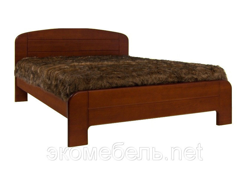 Дерев'яне ліжко Оредеж