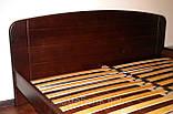 Дерев'яне ліжко Оредеж, фото 2
