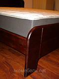 Дерев'яне ліжко Оредеж, фото 3