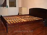 Дерев'яне ліжко Оредеж, фото 5