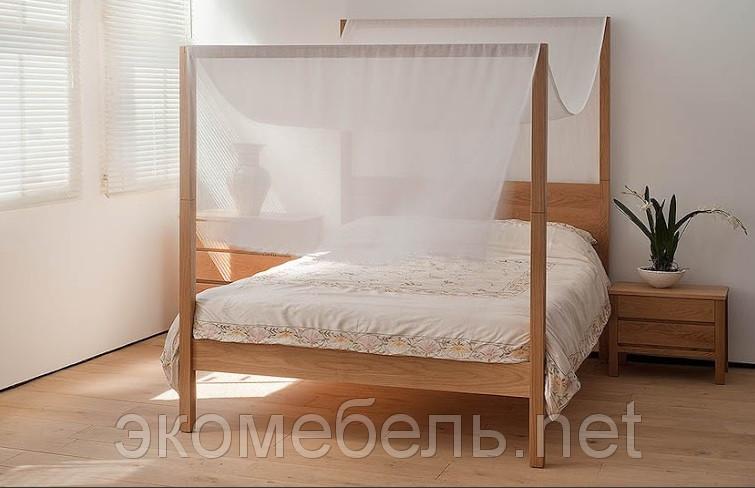 Деревянная кровать Оазис