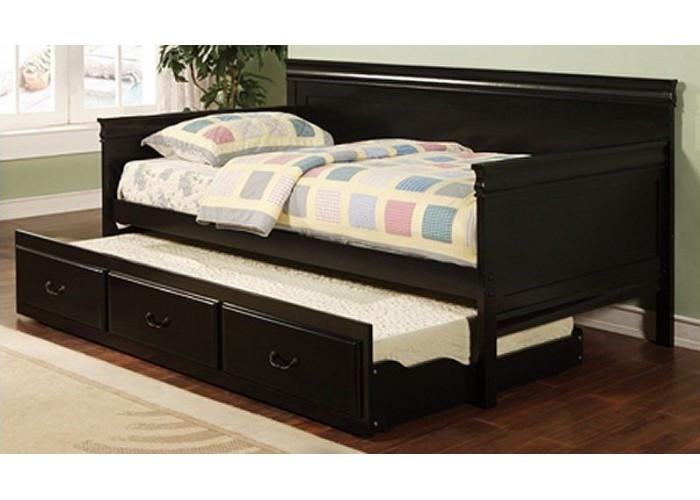 Деревянная кровать трансформер Йонкерс
