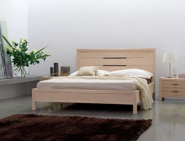 Деревянная кровать Морен