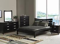 Деревянная кровать Анфиса
