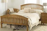 Деревянная кровать Хайдер