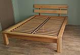 Деревянная кровать Хакуба, фото 2
