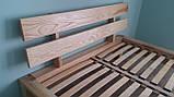 Дерев'яне ліжко Хакуба, фото 3