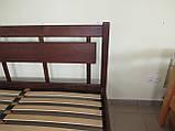 Деревянная кровать Александрия, фото 4
