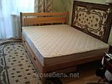 Деревянная кровать Александрия, фото 5