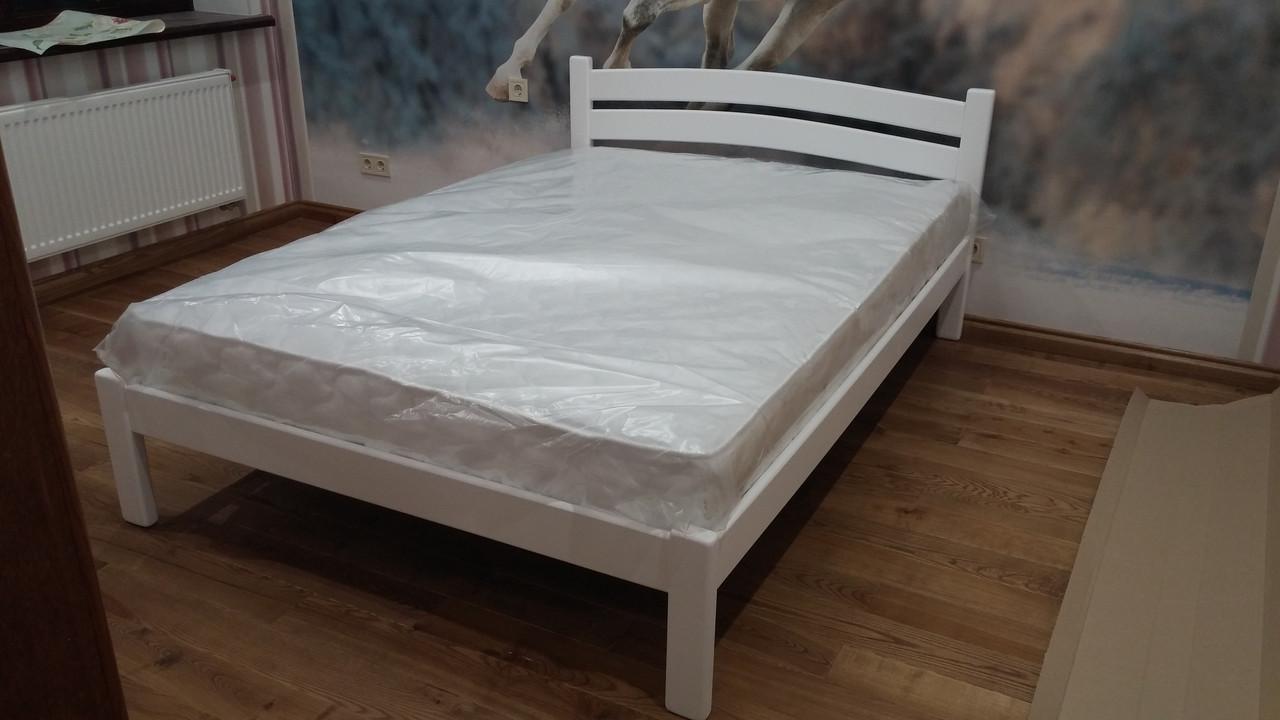 Деревянная кровать Мадрид