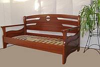 Деревянная кровать Луи Дюпон-2