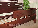 Деревянная кровать Луи Дюпон-2, фото 3